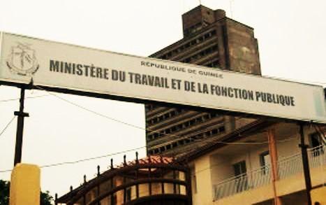 Ministere Fonction Publique